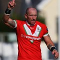 DUAL STAR: Welsh union and league star Gareth Thomas outed himself in 2009.
