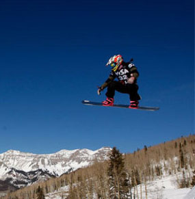 When pro-snowboarder RYAN MILLER came out…