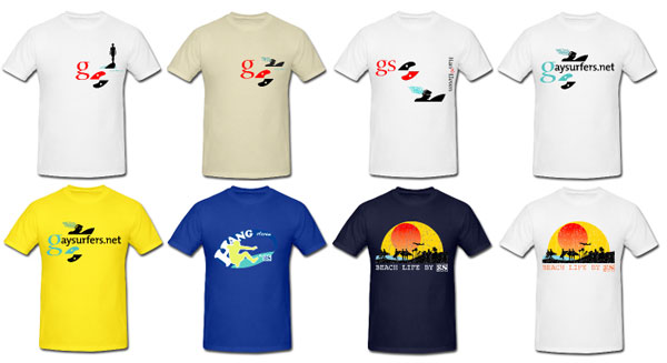More new T-shirts