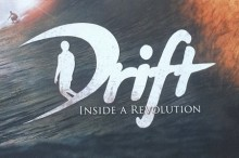 First Look at Poster for New Sam Worthington Film Drift