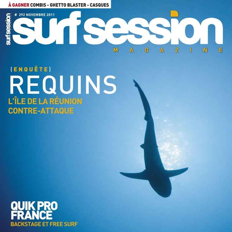 GS article – Surf Session magazine (in french)