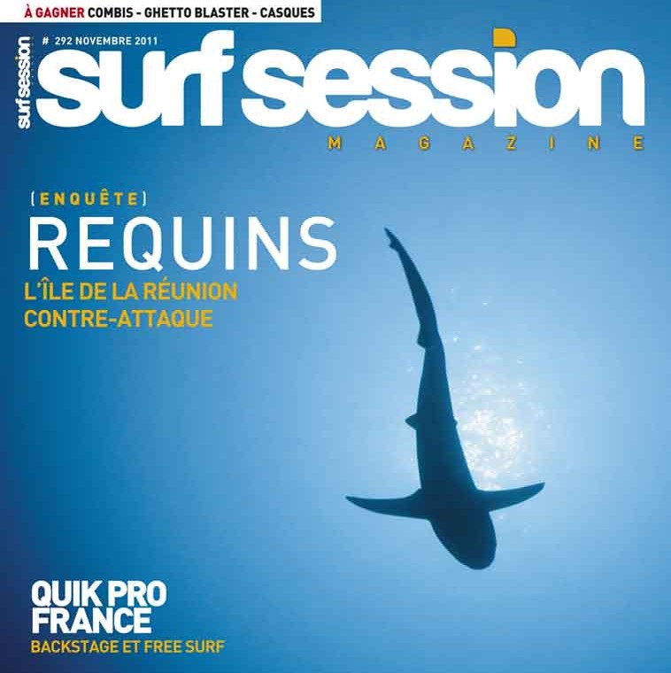GS article in Surf Session ->French Surf mag (In english)