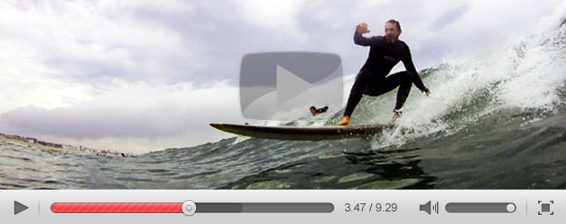 A day in the life of gay surfers (video)