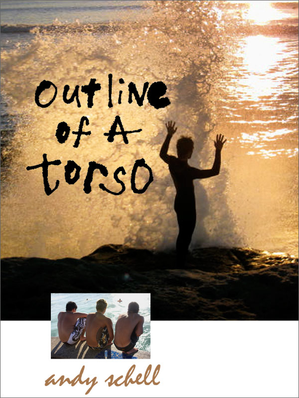 Cover image silhouette by Jonathan sinuous, and the inset photo of the three guys is by Ken