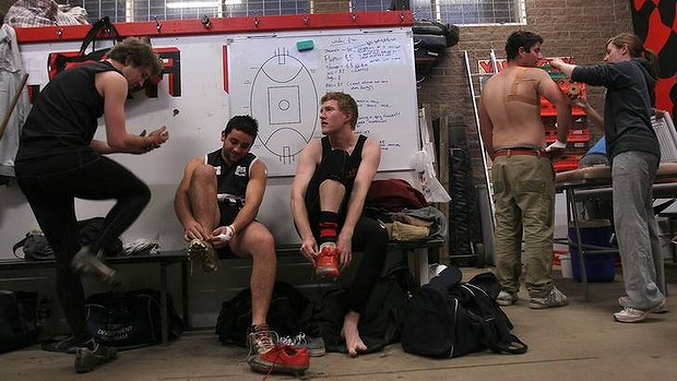 Homophobia in Aussie Rules Football