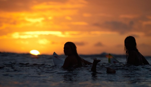 Why Women's Surfing is in the Deep End