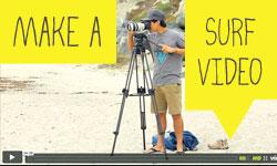 Make a surf video