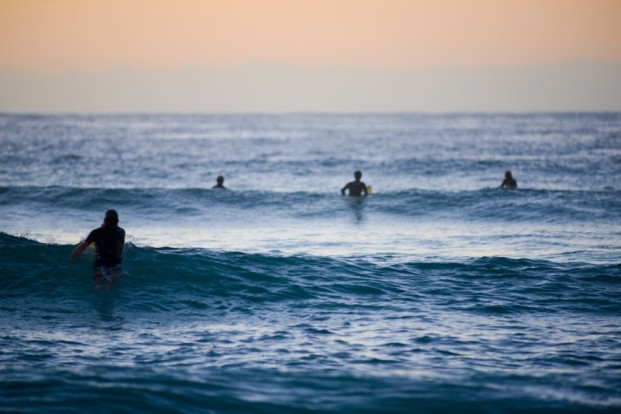Homosexuality is still very much taboo in the surfing community. Photo: Out In The Lineup