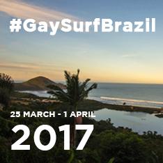 #GaySurfBrazil: LGBT Surf Camp 2017