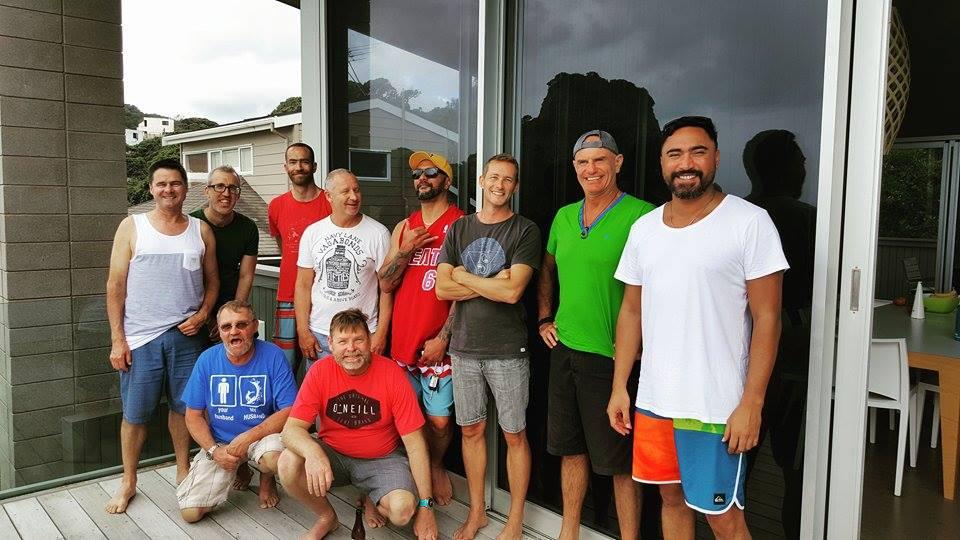 NZ PRIDE SURF SESSION