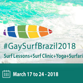 #GaySurfBrazil2018