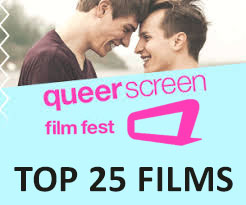 OUT IN THE LINEUP has been ranked #15 in Queerscreen's best LGBTI films of all time!