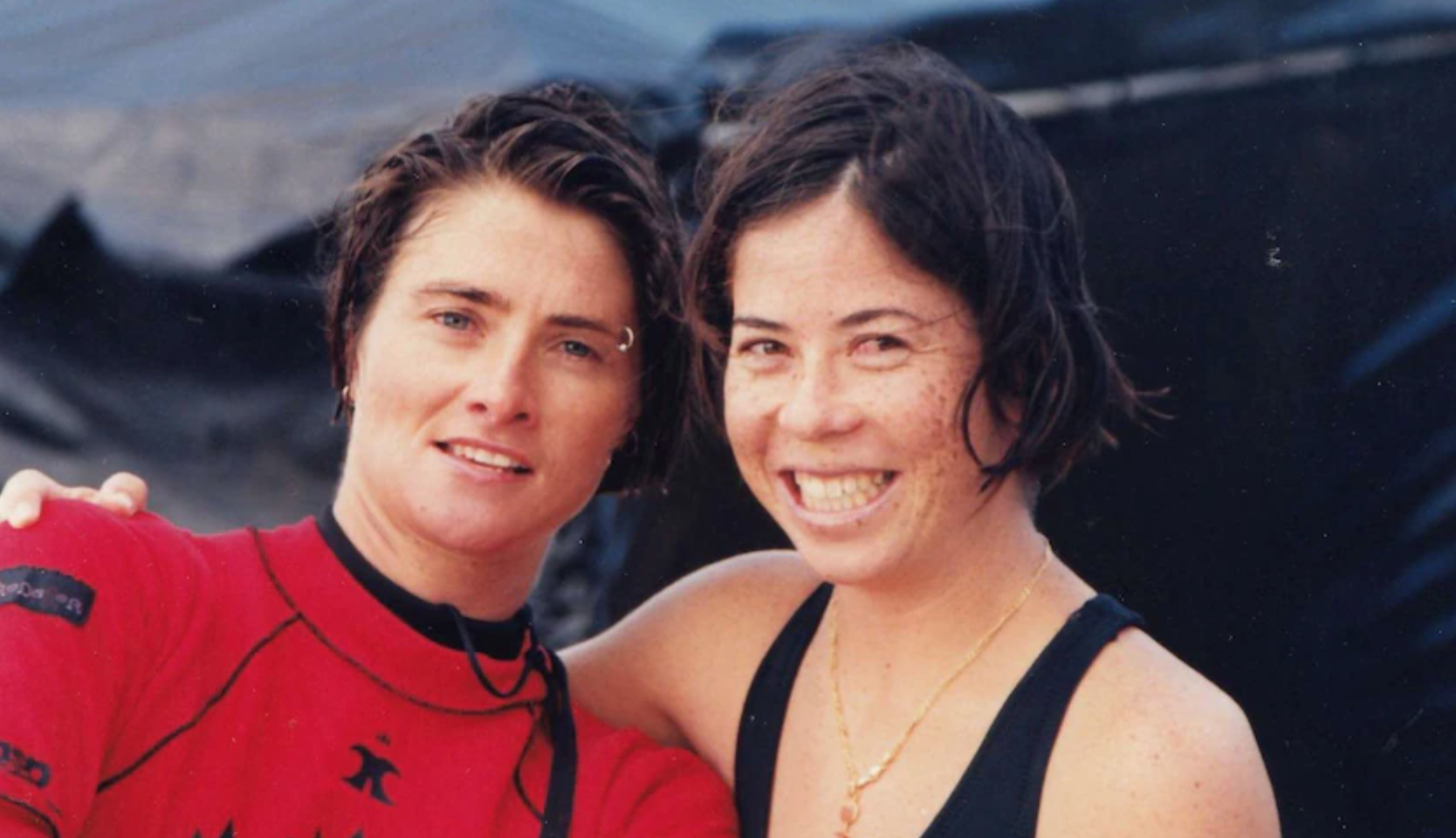 Jodie Cooper and Pauline Menczer took different paths to the top, but faced the same macho surfing culture